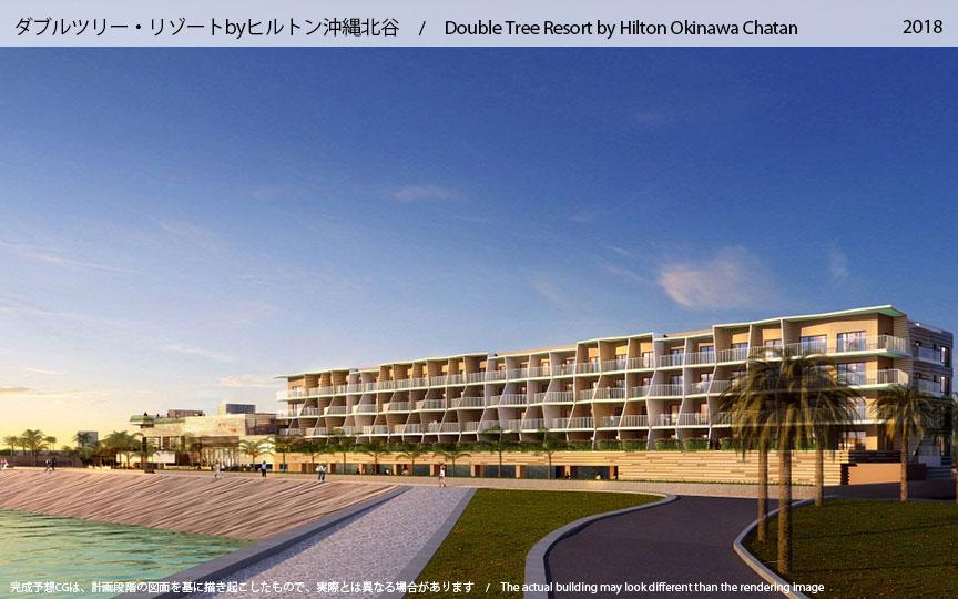 Future projects jun mitsui associates inc for Design hotel okinawa
